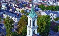Atrakcje turystyczne Kielc HDR
